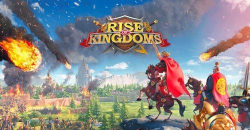 Rise Of Kingdom MOD APK (Full Tiền | Kim Cương | Tài Nguyên)