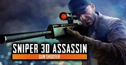 Sniper 3D MOD APK (Vô Hạn Tiền)