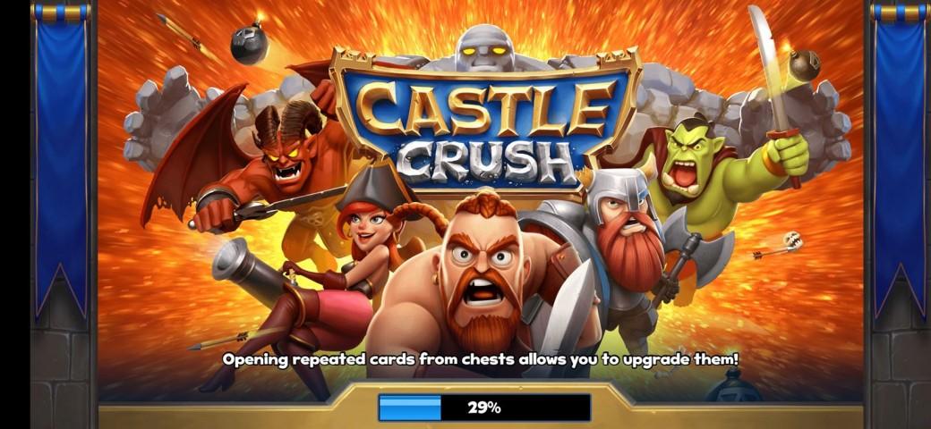 Castle Crush MOD APK (Vô hạn Energy | Máu | Anh Hùng)