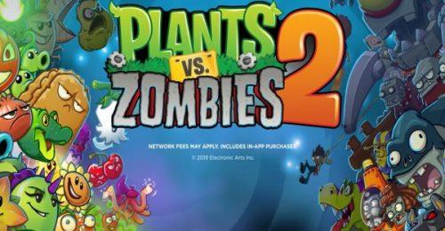 Plants of Zombies 2 MOD APK 8.9.1 (Vô Hạn Tiền)