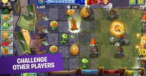 plants of zombies 2 mod