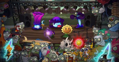 plants of zombies 2 mod apk