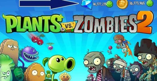 plants of zombies 2 mod apk android