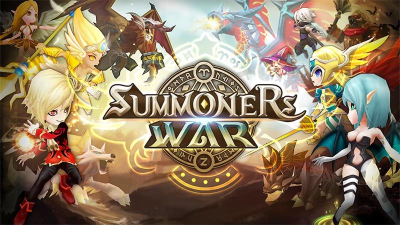 Summoners War MOD APK (Bản Full Mới Nhất)